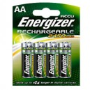 ENERGIZER AA RECHARGEABLES 2450 Mah